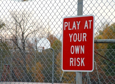 Understand the risks before you play